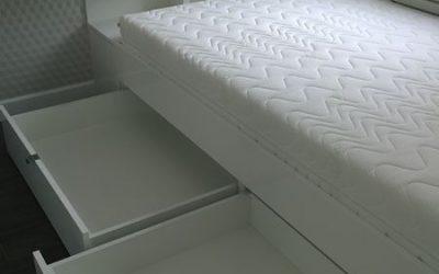 Zabudowa sypialni krok po kroku